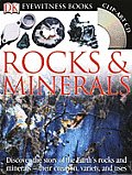 Rocks & Minerals With Clip Art CDROM & Chart