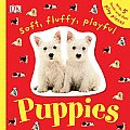 Soft, Fluffy, Playful Puppies (Touchables)