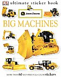 Big Machines With More Than 60 Reusable Full Color Stickers
