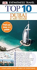 Eyewitness Top 10 Dubai & Abu Dhabi With Pull Out Map