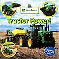 Tractor Power! [With Sticker(s)] (John Deere)