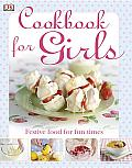 The Cookbook for Girls Cover