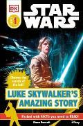 DK Readers Luke Skywalkers Amazing Story