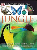 DK Eyewitness Books: Jungle Cover