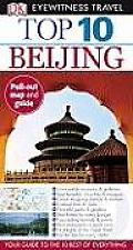 Top 10 Beijing (DK Eyewitness Top 10 Travel Guides)
