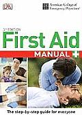 ACEP First Aid Manual (Acep First Aid Manual)