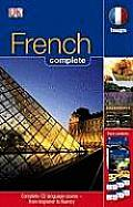 Hugo French Complete with 6 CDs & 2 Books