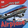 See How They Go Airplane with Stickers