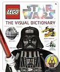 Lego Star Wars: The Visual Dictionary [With Mini Figure] Cover