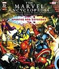 Marvel Encyclopedia Cover