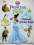 Princess & The Frog Ultimate Sticker Guide