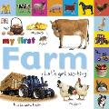 My First Farm: Let's Get Working! (My First) Cover