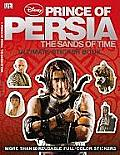 Ultimate Sticker Book Prince Of Persia
