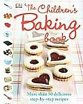 The Children's Baking Book Cover