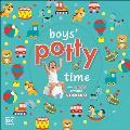 Boys Potty Time