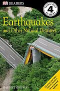 DK Readers Level 4 Earthquakes & Other Natural Disasters