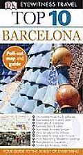 Eyewitness Top 10 Barcelona