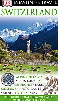 Switzerland (DK Eyewitness Travel Guides)