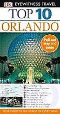 Top 10 Orlando (DK Eyewitness Top 10 Travel Guides)