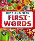 Hide and Seek First Words Cover
