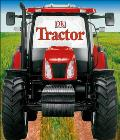 Shaped Board Book: Tractor