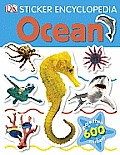 Sticker Encyclopedia: Ocean