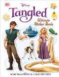 Tangled: Ultimate Sticker Book (Ultimate Sticker Books) Cover
