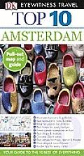 Eyewitness Top 10 Amsterdam