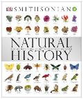 Natural History: The Ultimate Visual Guide to Everything on Earth (Smithsonian) Cover
