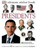 Presidents (Ultimate Sticker Books)