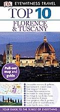Eyewitness Top 10 Florence & Tuscany