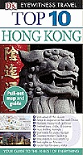 Top 10 Hong Kong [With Map] (DK Eyewitness Top 10 Travel Guides)