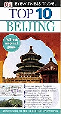 Top 10 Beijing [With Map] (DK Eyewitness Top 10 Travel Guides)