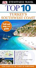 Eyewitness Top 10 Travel Guide Turkeys South Coast