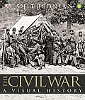 The Civil War: A Visual History Cover