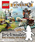Castle [With More Than 140 Bricks, 2 Minifigures] (Lego Brickmaster) Cover