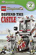 DK Readers Level 2: LEGO® Kingdoms Defend the Castle Cover
