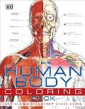 Human Body Coloring Book