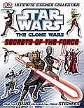 Clone Wars Secrets of the Force Ultimate Sticker Collection