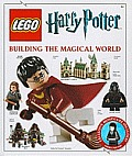 LEGO Harry Potter Building the Magical World with Exclusive Minifigure