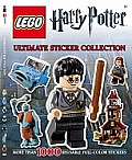 Lego Harry Potter Ultimate Sticker Collection (DK Ultimate Sticker Collections)