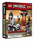Lego Ninjago Brickmaster: Masters of Spinjitzu [With 140 Lego Bricks, 2 Minifigures]