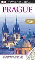 DK Eyewitness Travel Guide: Prague [With Map] (DK Eyewitness Travel Guides)