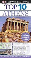 Top 10 Athens (DK Eyewitness Top 10 Travel Guides)