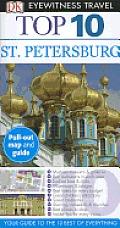 Dk Eyewitness Travel Top 10 St. Petersburg