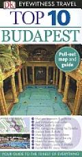 Dk Eyewitness Travel Top 10 Budapest
