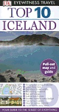 Eyewitness Top 10 Iceland Pull Out Map & Guide