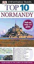 Top 10 Normandy (DK Eyewitness Top 10 Travel Guides)