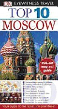 Top 10 Moscow (DK Eyewitness Top 10 Travel Guides) Cover