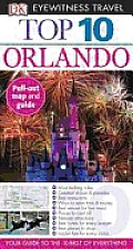 Top 10 Orlando [With Pull-Out Map and Guide] (DK Eyewitness Top 10 Travel Guides)